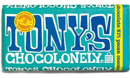 Tony's Chocolonely, puur pecan kokos