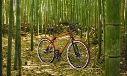 Eerlijke en impactvolle bamboefiets