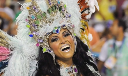 Rio wereldhoofdstad carnaval