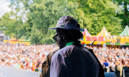 Rotterdam are you REGGAE