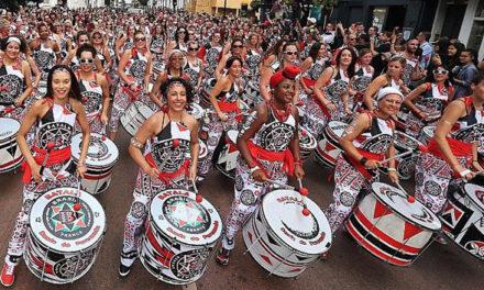 SouthEast Parade startklaar