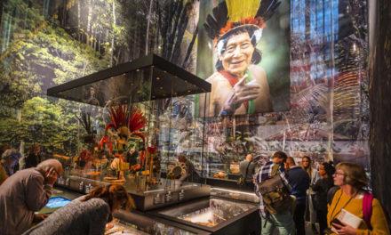 Grote Suriname-tentoonstelling