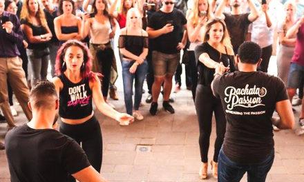 Thuis Bachata leren dansen
